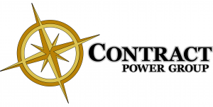 Contract power logo
